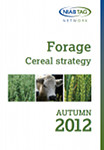 Forage Cereal Strategy